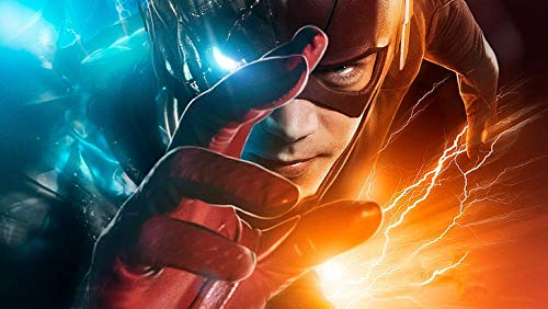 Póster de la Web The Flash Barry Allen Flash (Serie de TV)...