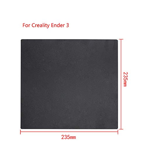 Creality Ender 3 Build Surface Bed Surface Build Plate (235x235MM) Magnetic Pei Sheet Anti-warping Detachable Eewolf