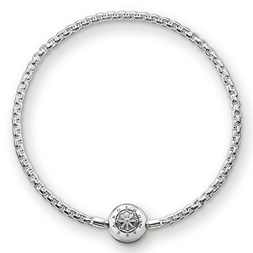 Thomas Sabo Unisex Bracelet for Beads 925 Sterling...