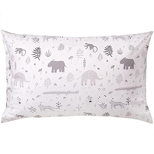 WeeSprout Toddler Pillow - Organic Cotton Shell &...