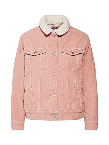 LTB Jeans Damska kurtka dżinsowa Oddi, Różowy (Pale Pink Wash 51844), XS