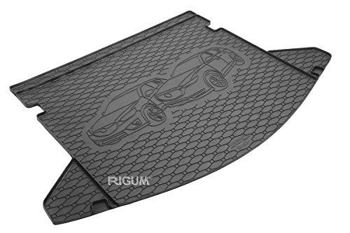 RIGUM Passgenaue Kofferraumwanne geeignet für Mazda CX-5 ab 2012 passen ideal + Autositzkissen