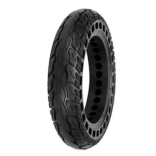 HZWDD 3.00-10 Neumáticos Honeycomb Run-Flat, 14x3.20 Neumáticos Huecos Que absorben los Golpes, Resistentes al Desgaste, Antideslizantes y Resistentes a Las Perforaciones