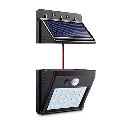 4//12pcs LED Solar Deck Lichter Wasserdicht Außen Gehweg Garten Treppe Zaun Lampe