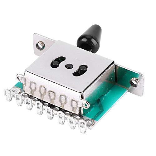 Interruptor de Guitarra eléctrica de Gran Mano de Obra, no afecta el...