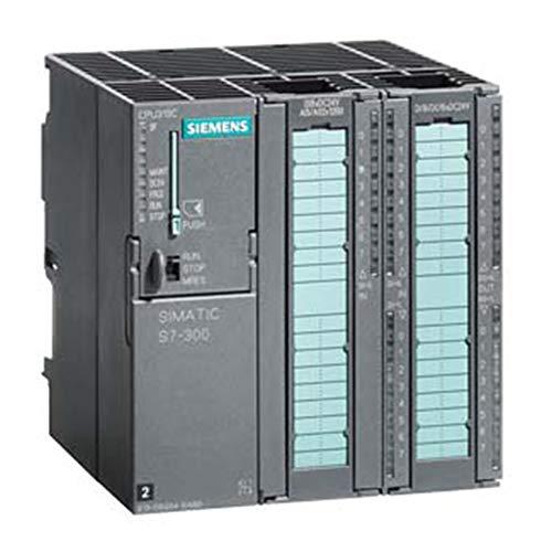 Siemens 6ES7313-6CG04-4AB1 PLC Controller, SIMATIC S7 300 CPU Module