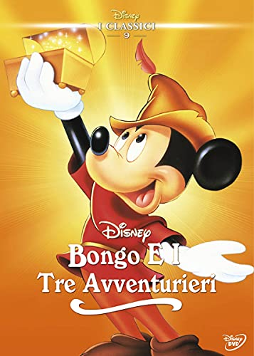 Bongo e i Tre Avventurieri - Collection 2015 (DVD)