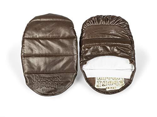 Paffen Sport «Heritage» Fausthandschuhe – traditionelle Vintage-Boxsackhandschuhe in Universalgröße für das Boxsack- und Gerätetraining