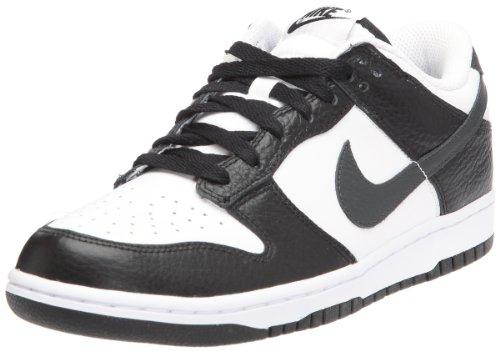 Nike Dunk Low - Zapatillas para Hombre Negro Black/Anthracite-White