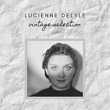 Lucienne Delyle - Vintage Selection
