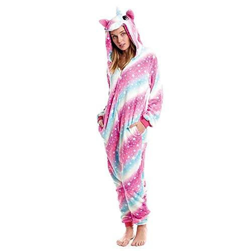 Disfraz Pijama Unicornio Cosmico Adulto Unisex (L) (+ Tallas Disponibles)