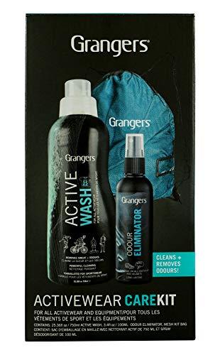 Grangers Active Wash Waschmittel durchsichtig One Size