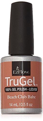 EzFlow, Gel de manicura y pedicura (Satin Prom Dress) - 14 ml.