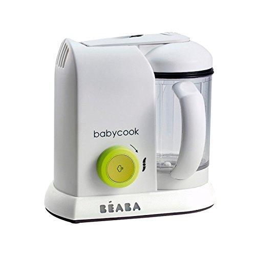 Beaba–Babycook Pro- apta para lavavajillas comida para bebés maker-cooks y procesos Cloud Talla:estándar