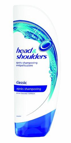 Head and shoulders Après shampoing clásico 250ml–juego de 3