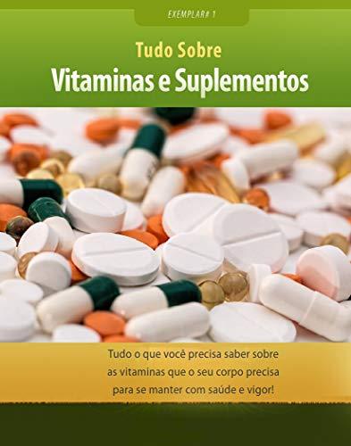 Vitaminas e Suplementos (Portuguese Edition)