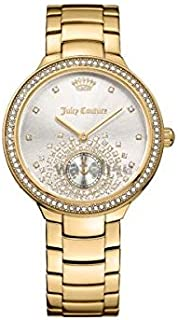Juicy Couture Dress Watch, for Woman, Analog, Stainless Steel, 1901629