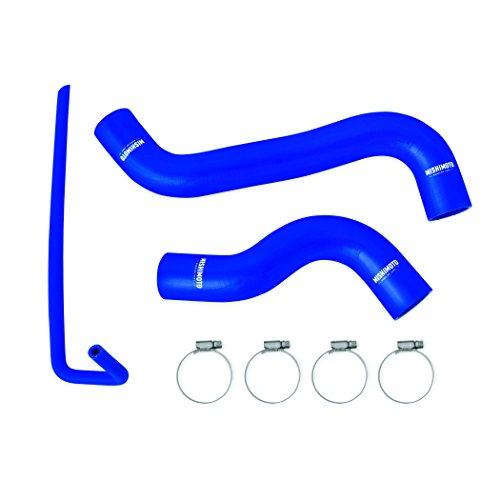 Mishimoto MMHOSE-WRX-15BL Subaru WRX Kit de tuyau de radiateur en silicone 2015+, Bleu
