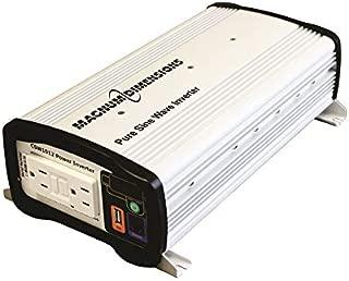 Magnum Dimensions CSW1012-NG 1000 Watt 12 Volt Pure Sine Wave Inverter No GFCI