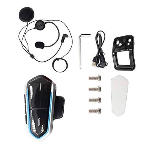 MagiDeal Casco Bluetooth para Auriculares Inalámbricos