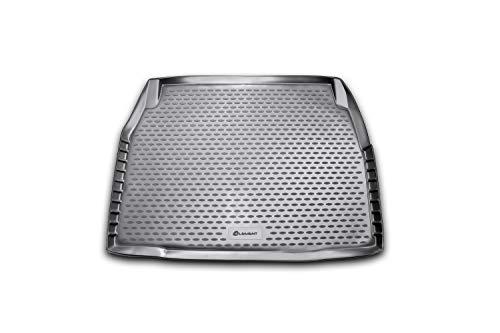 Element EXP.NLC.34.37.B10 Passgenaue Premium Antirutsch Gummi Kofferraumwanne - Mercedes-Benz E-Class W210, Limousine - Jahr: 95-02, schwarz, Passform