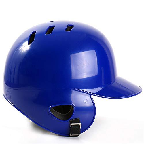 SJF Baseball-Helm, Schlaghelm, Dual-Density-Schlagabsorptionsschaum, hochschlagfeste ABS-Schale, feuchtigkeitstransportierendes Innenfutter, langlebig und komfortabel
