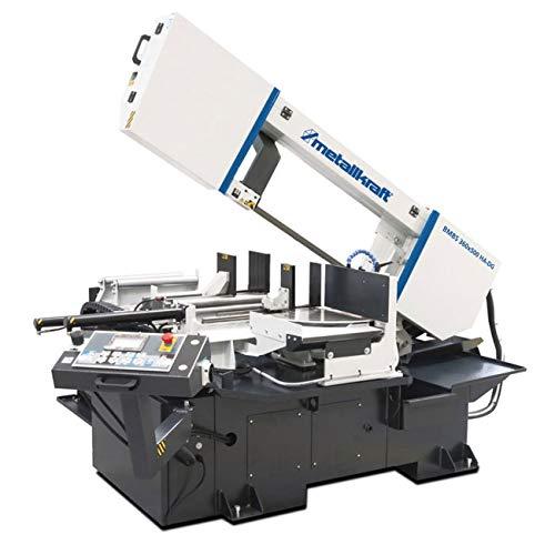 Metallkraft BMBS 360x500 CNC-G - Vollautomatische Schwenkrahmen-Metallbandsäge