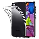 ANEWSIR Funda para Samsung Galaxy M51 Carcasa, Slim Silicona Case Cover Protectora Duradera para Samsung M51 2020, Anti-Choques y Anti- Arañazos, HD Clara