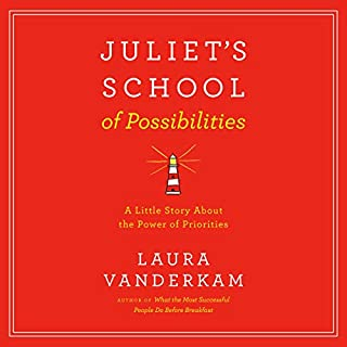 Juliet's School of Possibilities audiobook cover art