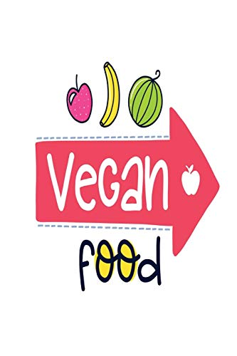 Vegan Food: pocket Dotted Journal and Notebook for...