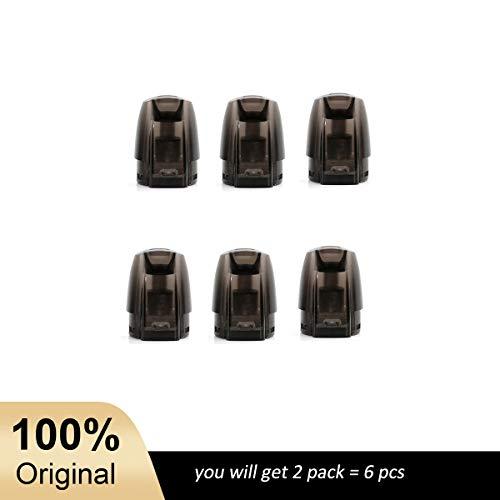 Minifit Pod JUSTFOG original de 6 unidades cada paquete Capacidad de 1.5 ml para el kit de inicio del minifit JUSTFOG Accesorios para cigarrillos electrónicos