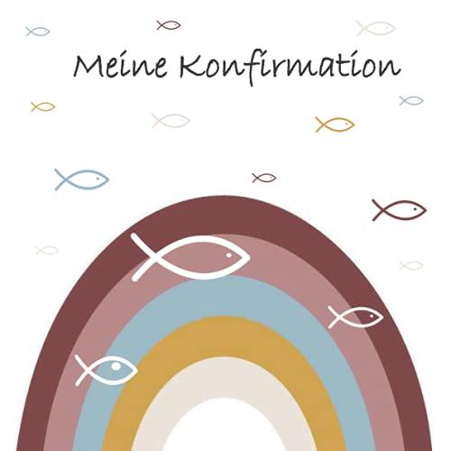 Konfirmation Gästebuch: Ein tolles Geschenk für das Patenkind zur Konfirmation von der Patentante...