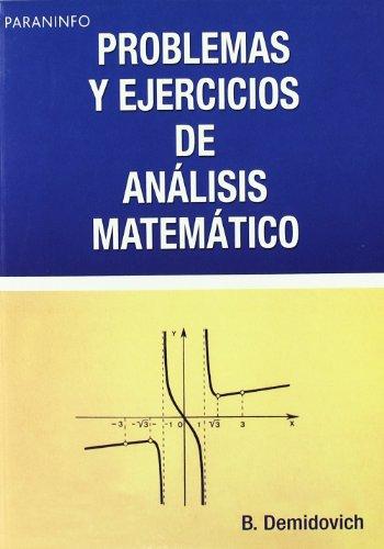 Problemas y ejercicios de análisis matemático (Matemáticas)