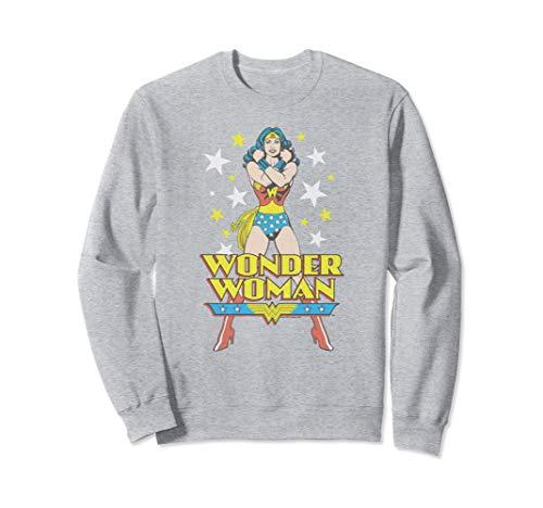 Wonder Woman A Wonder Sweatshirt