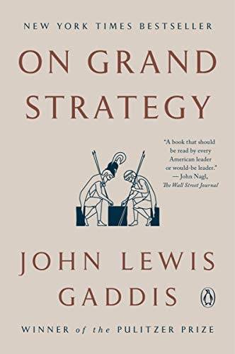 On Grand Strategy product image
