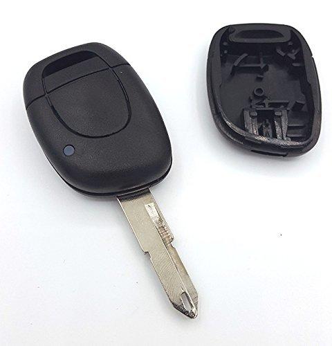ProPlip CLE PLIP Compatible avec Renault Twingo Clio Kangoo Espace Laguna Megane Master 1 Bouton n°1