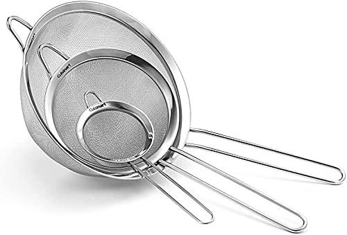 Cuisinart Kitcheniismo Strainer Set of 3
