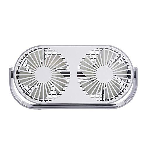 Mini Desktop Fan USB Oplaadbare Luchtkoeler Ventilator Frisse lucht draagbare ventilator