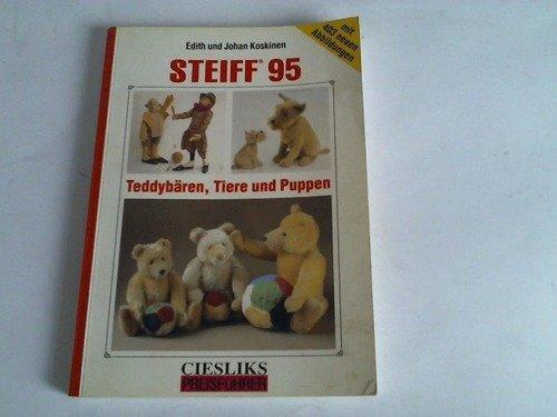 Steiff 95. Teddybären, Tiere und Puppen