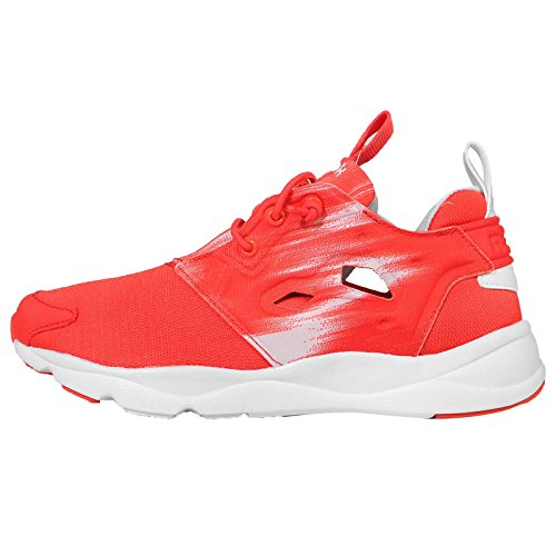 Reebok Classic Furylite Contemporary Womens Sneakers, Size 6 Red