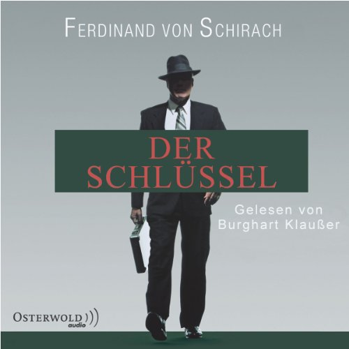 Der Schlüssel audiobook cover art