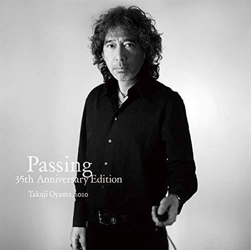 小山卓治|Passing 35th Anniversary Edition(2CD+1DVD)