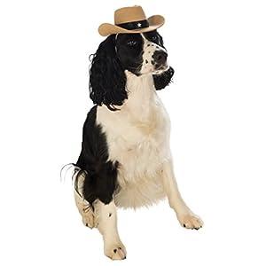 Rubie's Costume Company Cowboy Hat Pet Costume Accessory