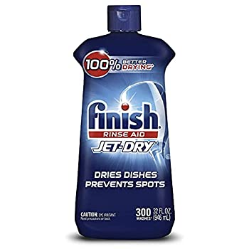 Finish Jet-dry Rinse Agent Ounce Blue 32 Fl Oz
