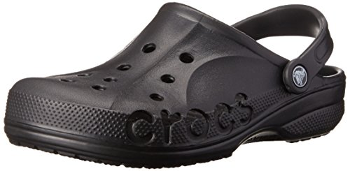 Crocs Baya, Sabots Mixte Adulte, Noir (Black) 43/44 EU