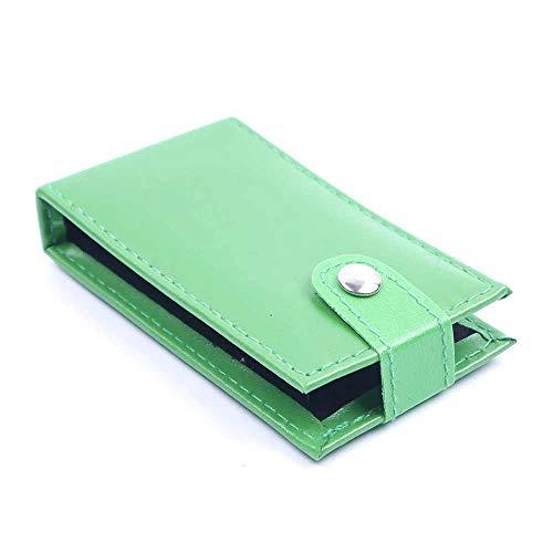 zunruishop Cuidado de la pedicura 4 PCS/Set Stickers Scissors Scissors Archivo Pinzas PVC Bag Case Mini Nail Manicure Herramienta Juego de Herramientas Kits de Cuidado de uñas Instrumentos