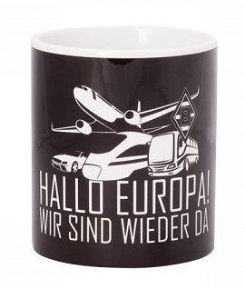 Unbekannt VFL Borussia Mönchengladbach Tasse Hallo Europa