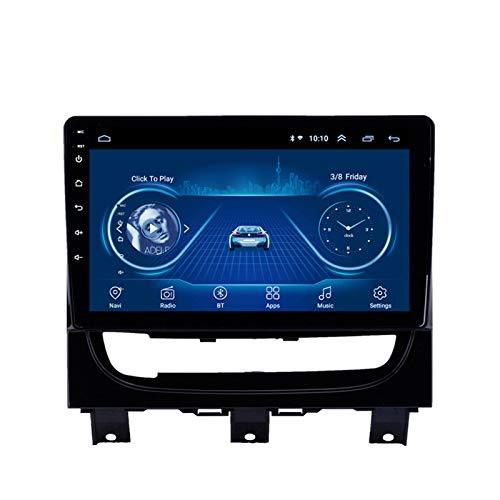 LHMYHHH El Reproductor Multimedia para Automóvil Es Adecuado para El Automóvil Fiat Strada 2012-2016 Android con Navegación GPS Bluetooth Máquina Integrada Navegación Táctil Completa 1G + 16GB