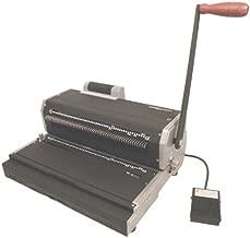 Akiles CoilMac-ER+ (PLUS) Coil Binding Machine w/ Electric Inserter