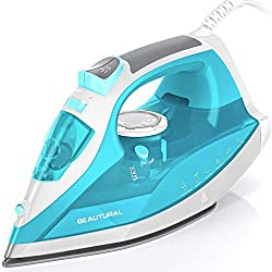 Clothes Steam Iron with Precision Thermostat Dial